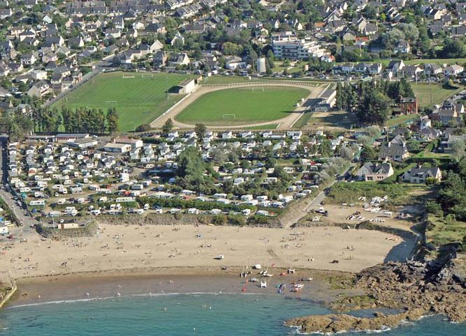 Municipal le port blanc trouvez le meilleur camping bretagne - Camping le port blanc dinard ...