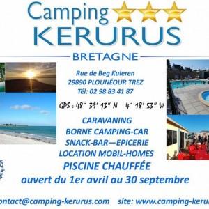 Camping de Kérurus petit compre